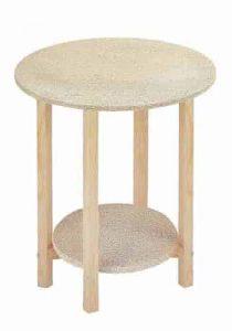 mesa camilla baja y pequeña para decoración moderna actual