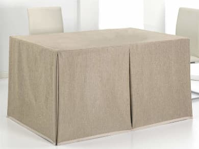 Tipos de mesas camilla rectangular que puedes comprar