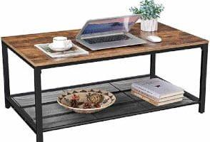 comprar mesa centro estilo industrial