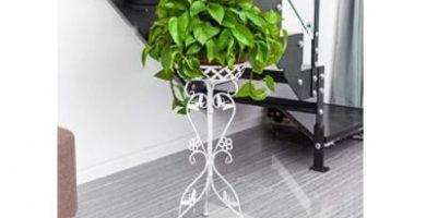 soportes y mesas para plantas y macetas