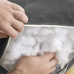 Relleno de cojín y de almohadas: Guía de compra especializada para rellenar cojines.
