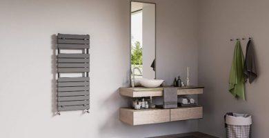 Radiador toallero baño