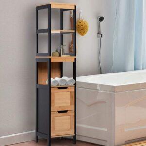 Columnas de baño: Mueble auxiliar vertical para el cuarto de baño.