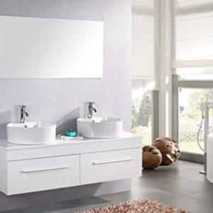 Muebles y accesorios de baño.