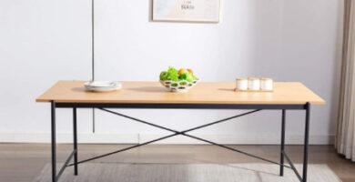 Las mejores colecciones de mesas para comedores de estilo industrial